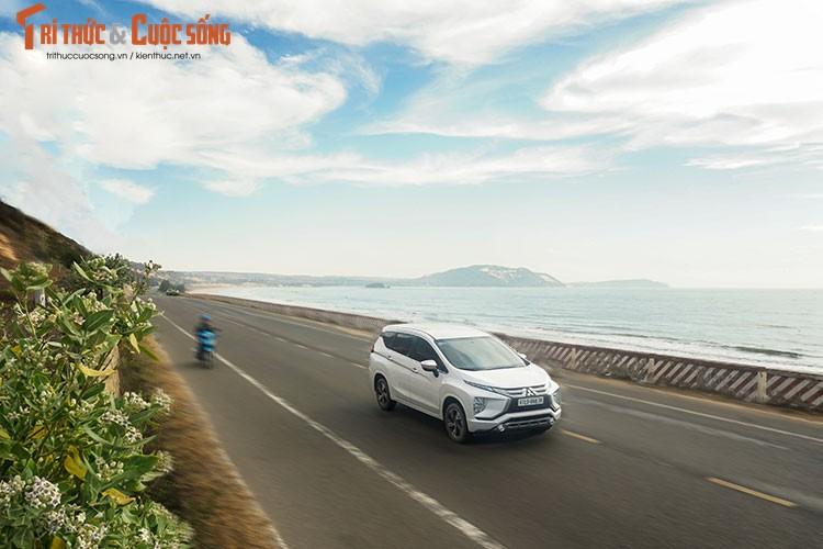 "Phan khuc MPV 7 cho - Mitsubishi Xpander van ""vo doi"" o Viet Nam-Hinh-6"
