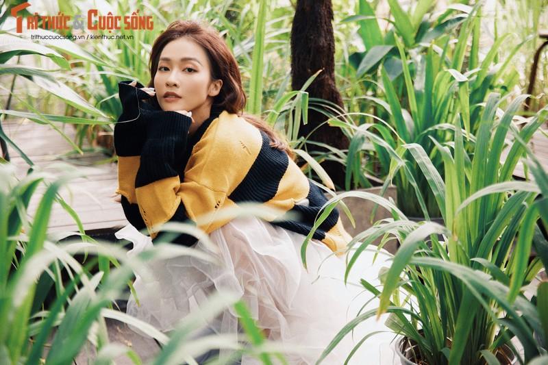"Hot girl Kha Ngan tam su gi ve ""nam tuoi""?-Hinh-2"