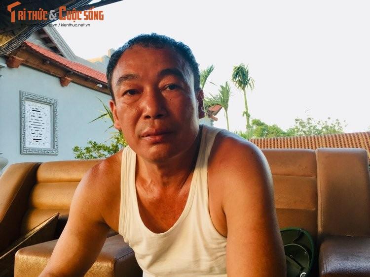 """Cong ty Beepro bi to """"bo roi"""" 106 cay co thu cua Ha Noi: Tru so chi la thung container"""