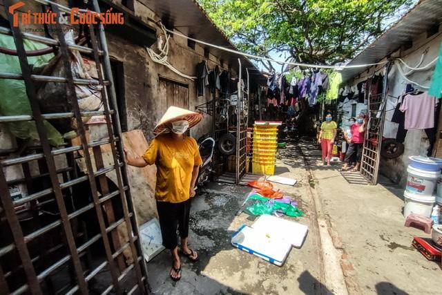 Ha Noi chi 165 ty mien phi tien nuoc sach cho nhung doi tuong nao?